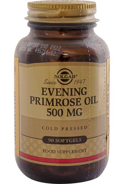 Solgar Evening Primrose Oil 500Mg 90 Softjel
