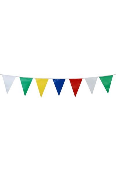 Bkr Bayrak Kırlangıç Üçgen 25 m