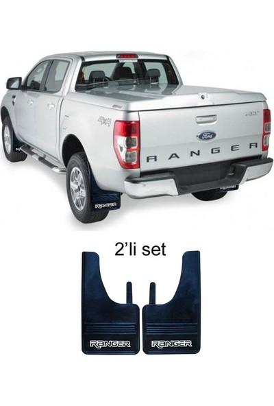Yeni Dünya Ford Ranger 2'li Paçalık Çamurluk Tozluk FRD1PZ031