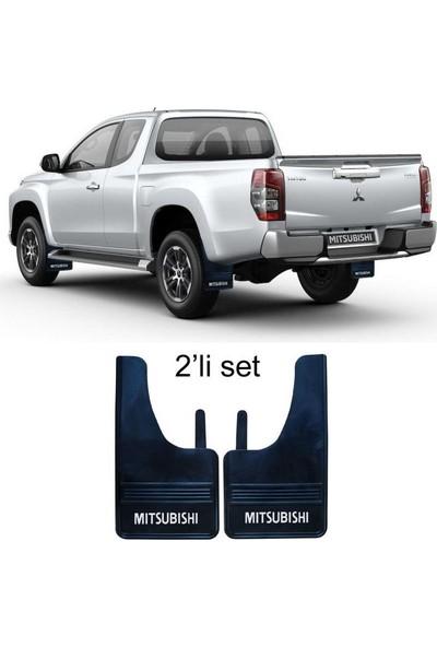 Yeni Dünya Mitsubishi L200 2'li Paçalık Çamurluk Tozluk MIT1PZ007