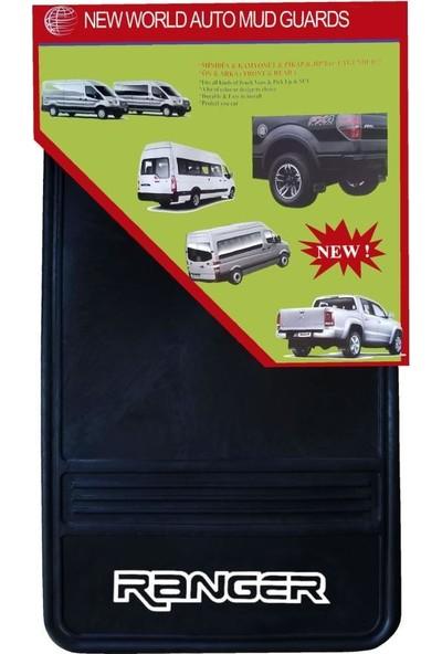 Yeni Dünya Ford Ranger 4'lü Paçalık Çamurluk Tozluk FRD1PX031