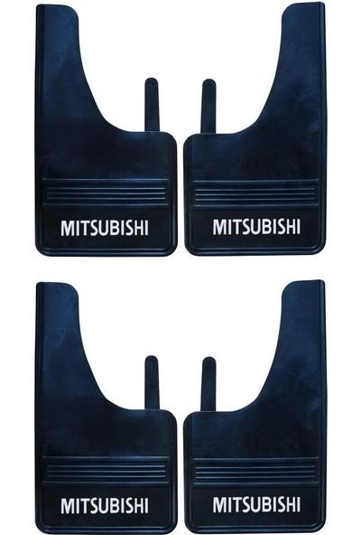 Yeni Dünya Mitsubishi L200 4'lü Paçalık Çamurluk Tozluk MIT1PX007