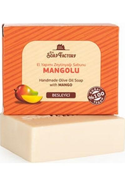 The Soap Factory Mangolu Zeytinyağı Sabunu 100 gr