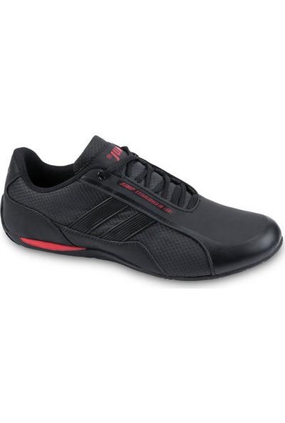 Jump 24860 Siyah Spor Ayakkabı