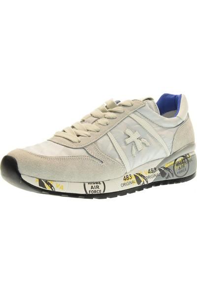 Premiata Kadın Spor Ayakkabı Beyaz Diane 2178
