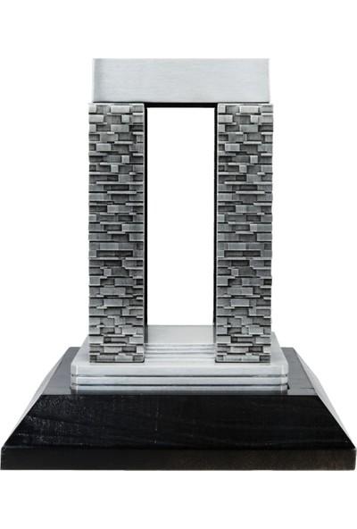 Çanakkale Şehitler Anıtı Metal Biblo