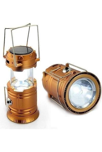Tvet Mini Kamp Feneri 2 Farklı Işık Fonksiyonlu T37834