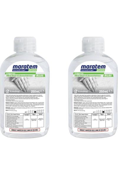 Maratem Eczacıbaş Dezenfektan 2'li 500 ml