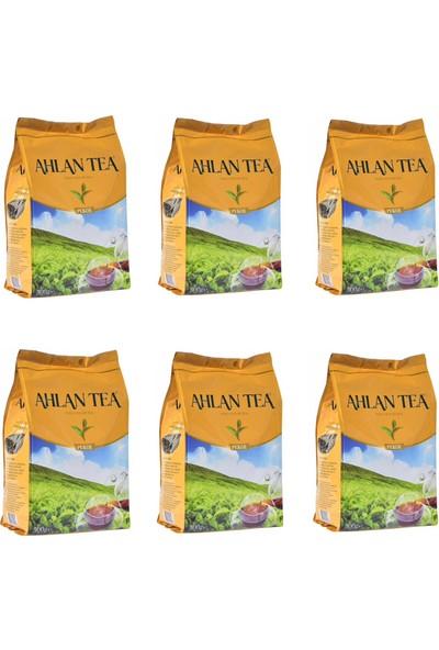Ahlan Tea Seylan Çayı 500 gr x 6'lı 1 Koli