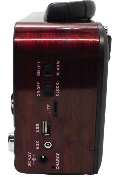 Nikula Star RDL-4636BT Bluetooth Nostaljik Radyo