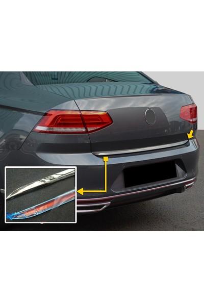 Başkent Oto Hyundai Accent Era Formlu Krom Bagaj Alt Çıtası Paslanmaz Çelik