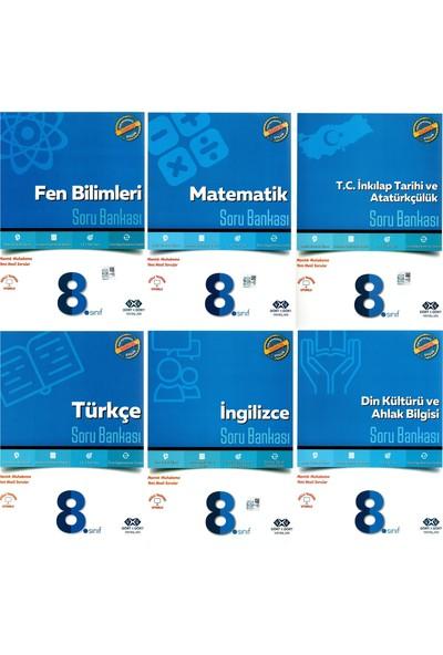 Dört x Dört Yayınları 8. Sınıf Lgs Yeni Nesil Soru Bankası Seti 6 Kitap