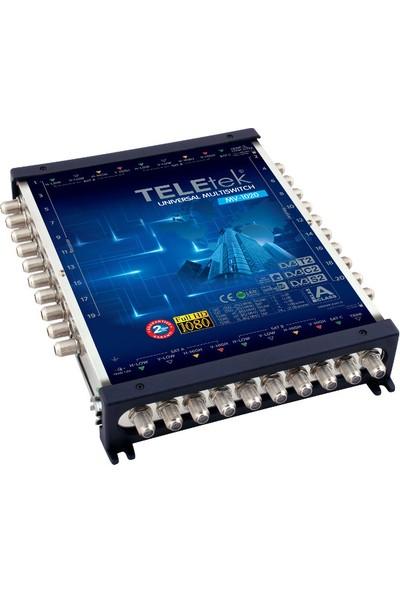 Teletek 10/20 Multiswitch Uydu Santrali