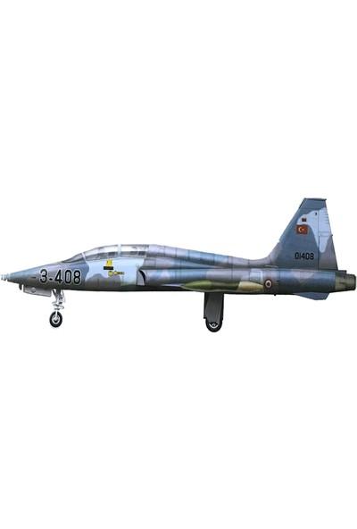 PM 1/72 F-5b Northrop Freedom Fighter Savaş Uçağı Maketi