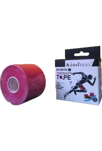 Kindmax Kinesio Sporcu Bandı 5 cm x 5 M Pembe