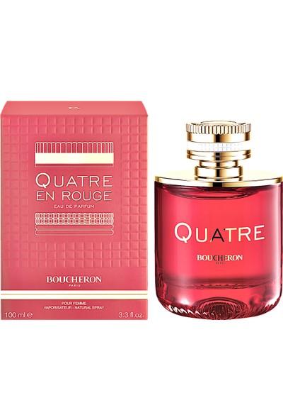 Boucheron Quatre En Rouge Femme Edp 100 ml Kadın Parfüm