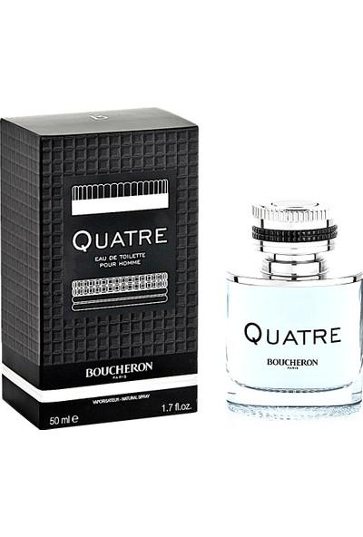Boucheron Quatre Homme Edt 50 ml Erkek Parfüm