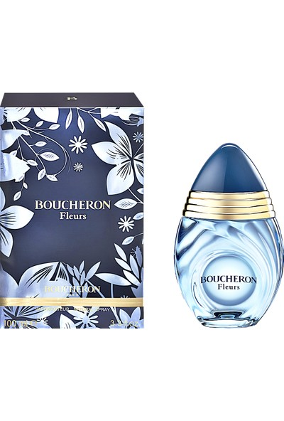 Boucheron Femme Fleurs Edp 100 ml Kadın Parfüm