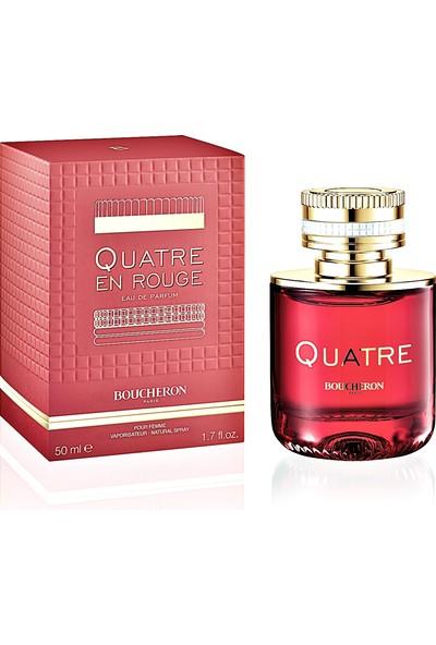 Boucheron Quatre En Rouge Femme Edp 50 ml Kadın Parfüm