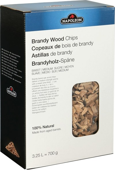 Napoleon Brandy Aromalı Tütsü Talaşı, 700 gr