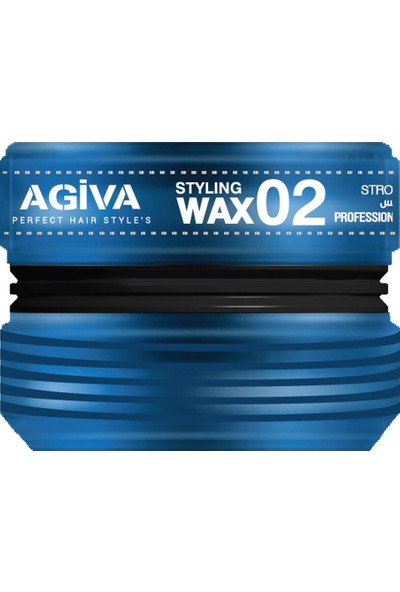 Agiva Strong&sert Keratin 02 Wax 175ML