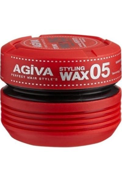 Agiva Wax Güçlü Etki 05 175 ml