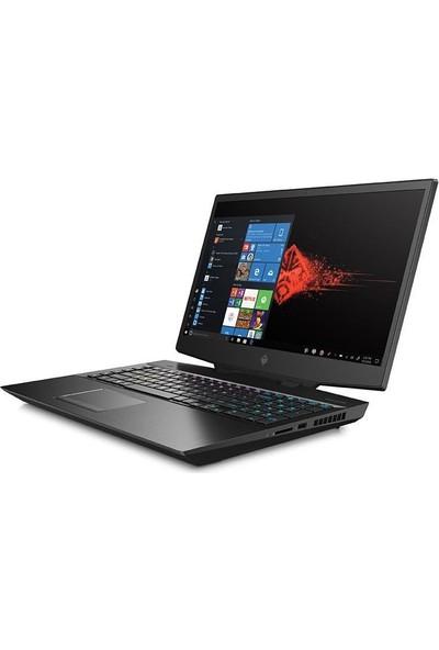"HP Omen 17-CB0005NT Intel Core i7 9750H 16GB 1TB + 512GB SSD RTX2070 Windows 10 Home 17.3"" FHD Taşınabilir Bilgisayar 6ZR92EA"