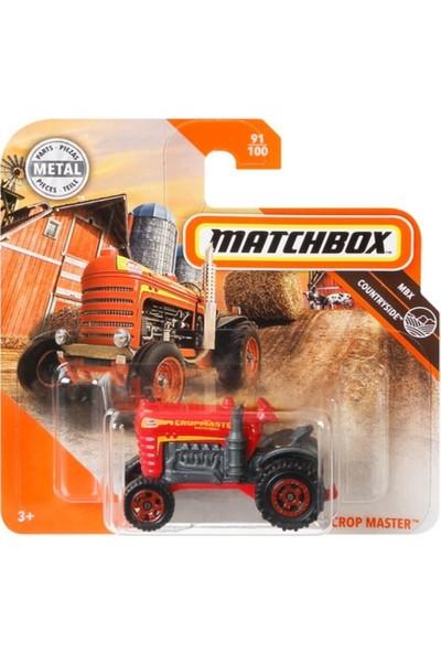 Matchbox Tekli Araba Crop Master C0859 - GKL84