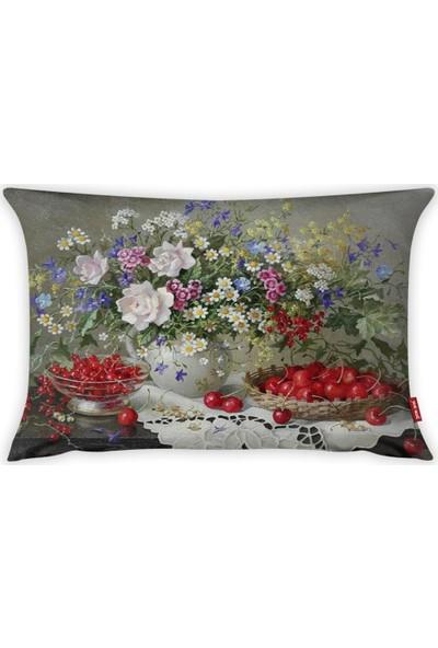 Yeni Nesil Tekstil Dekoratif 35 x 50 cm Kırlent A50316