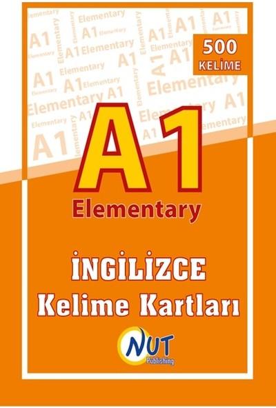 Nut Publishing A1 Elementary İngilizce Kelime Kartları - Çağla Büyükkoç