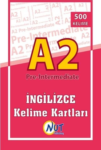 Nut Publishing A2 Pre-Intermediate İngilizce Kelime Kartları - Çağla Büyükkoç