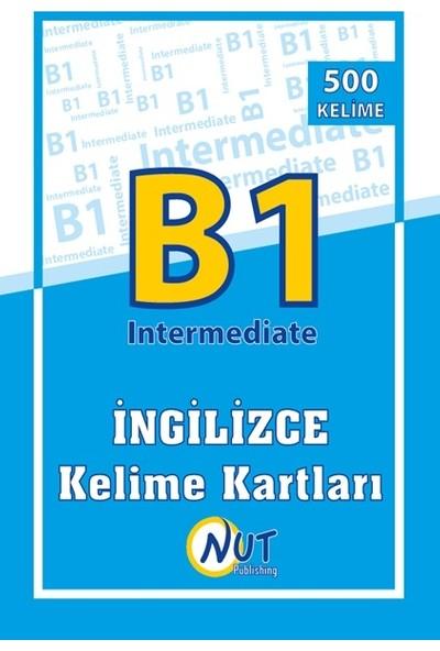 Nut Publishing B1 Intermediate İngilizce Kelime Kartları - Çağla Büyükkoç