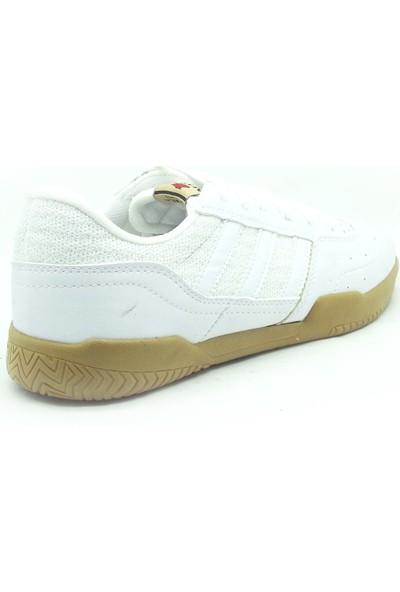 Futeks 1008987 Maf Kaymaz Beyaz Günlük Erkek Spor Ayakkabı