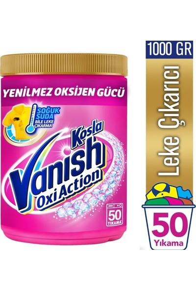 Vanish Kosla Leke Çıkarıcı Gold Toz (1000 gr Renkliler için + 1000 gr Beyazlar için)