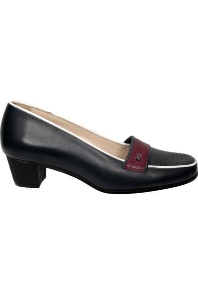 Atiker Deri Tabanlı Günlük Veya Abiye Ayakkabısı