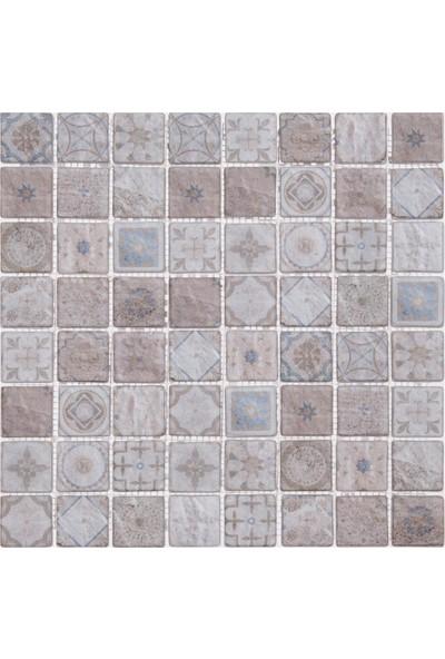 Mossaica Dijital Baskılı Mozaik FBLDJ064