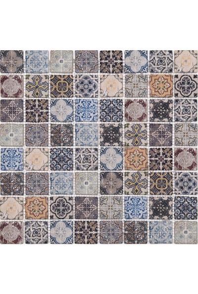 Mossaica Dijital Baskılı Mozaik FBLDJ074