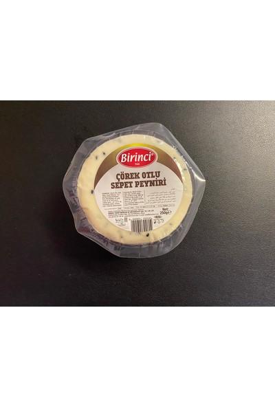 Birinci Süt Çörekotlu Sepet Peyniri 250 gr