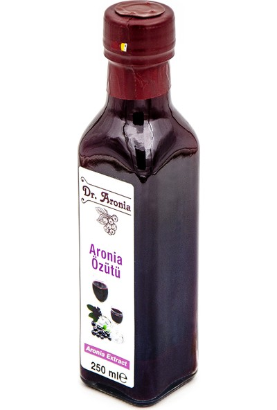 Dr. Aronia Aronia Özütü 250 ml