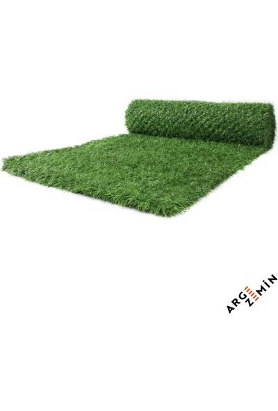 Arge Zemin Bahçe Teli Çimçit Yeşil 1 m x 10 m