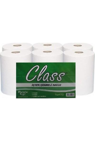 Class Içten Çekmeli Havlu Kağıt 6'lı 3 kg
