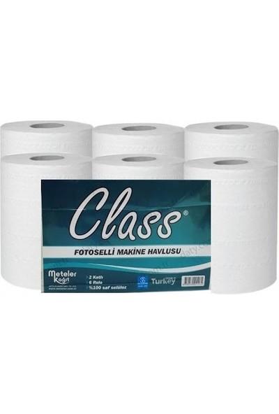 Class Fotoselli Kağıt Havlu 6'lı 3 kg
