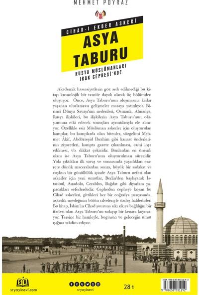 Cihad-I Ekber Askeri Asya Taburu - Mehmet Poyraz