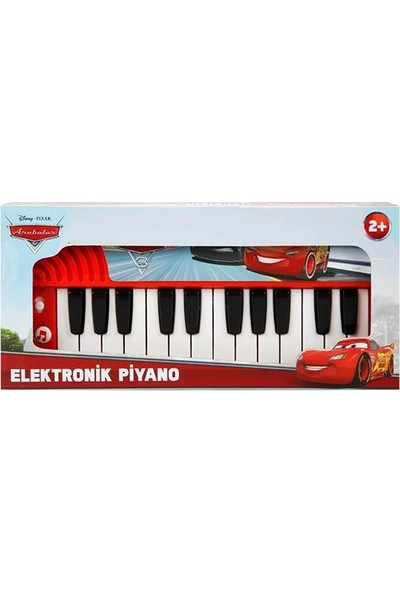 Disney Cars Elektronik Piyano PK26