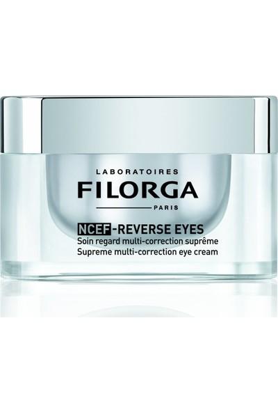 Filorga Ncef - Reverse Eyes 15 ml (Hücresel Yenileyici Göz Çevresi Kremi) + Bakım Kiti Hediye ( 164 Tl Değerinde)