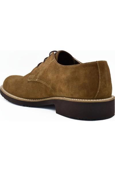 Fertini Deri Tarçın Süet Erkek Günlük Ayakkabı