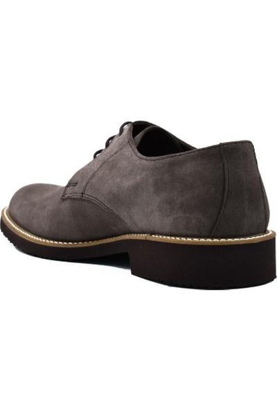 Fertini Deri Taupe Süet Erkek Günlük Ayakkabı