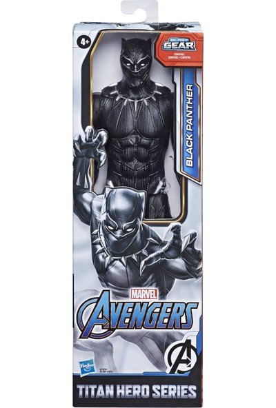 Hasbro Avengers: Endgame Black Panther Titan Hero Figür