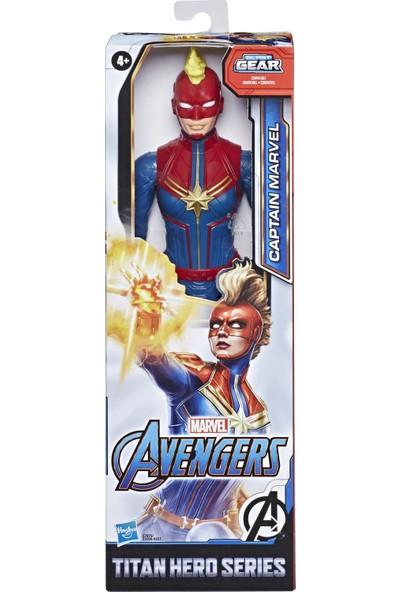 Hasbro Avengers: Endgame Captain Marvel Titan Hero Figür