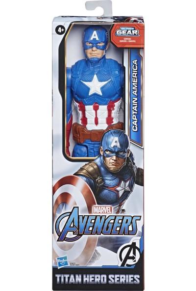Hasbro Avengers: Endgame Captain America Titan Hero Figür